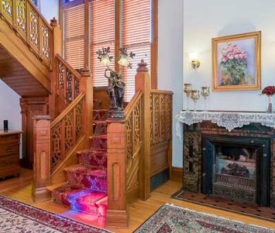 Home, Chelsea House Victorian inn
