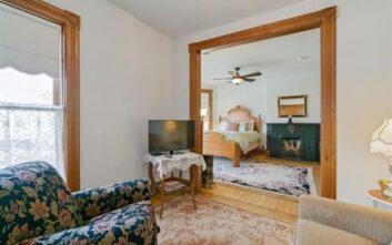Glazier Suite, Chelsea House Victorian inn